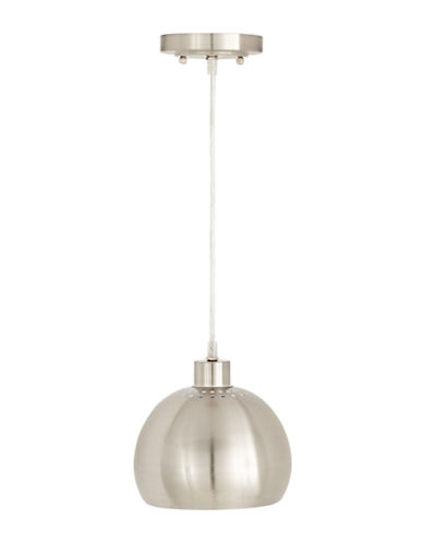 Distinctly Home Orb Pendant Light-BRUSHED NICKEL-One Size