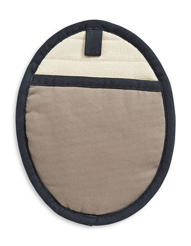 Distinctly Home Classic Kitchen Oval Pot Holder-TAUPE-One Size