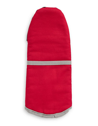 Distinctly Home Silicone Grip Oven Mitt-RED-One Size
