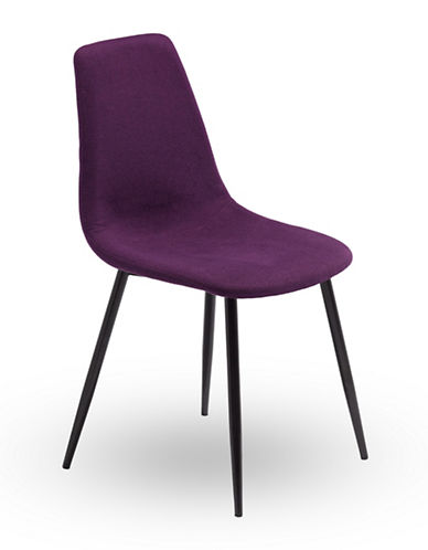 Distinctly Home Henrik Eiffel Accent Chair-PURPLE-One Size