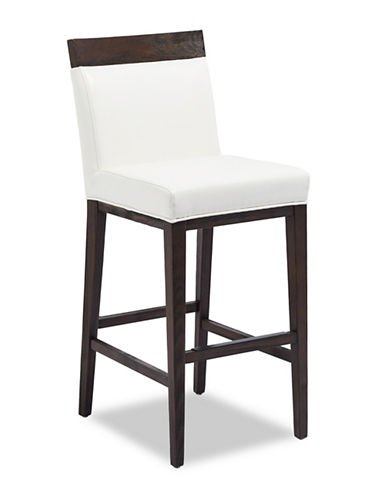 Distinctly Home Borden Bar Stool-WHITE-One Size