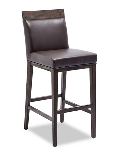 Distinctly Home Borden Bar Stool-BROWN-One Size