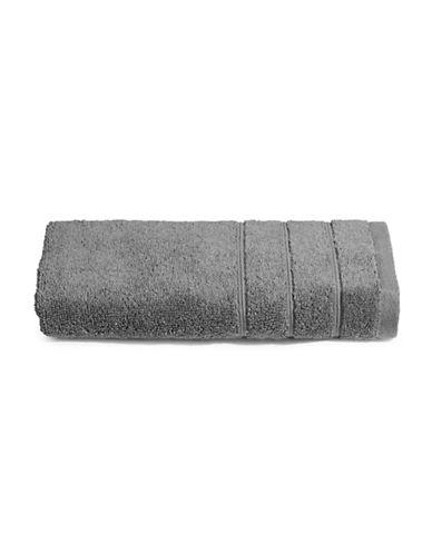 Distinctly Home Turkish Cotton Hand Towel-GREY-Hand Towel