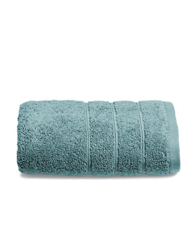 Distinctly Home Turkish Cotton Hand Towel-AQUA-Hand Towel