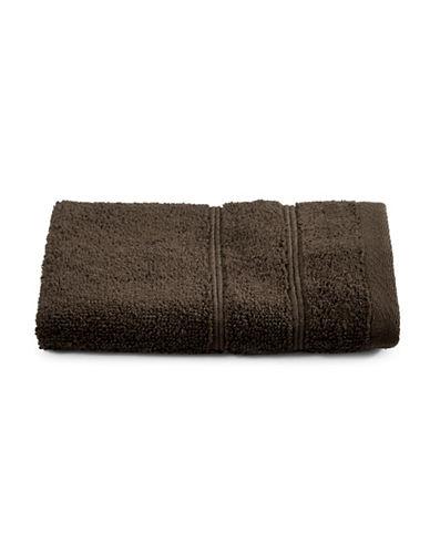 Distinctly Home Turkish Cotton Wash Cloth-BROWN-Washcloth
