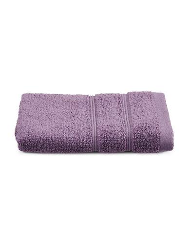 Distinctly Home Turkish Cotton Wash Cloth-PURPLE-Washcloth