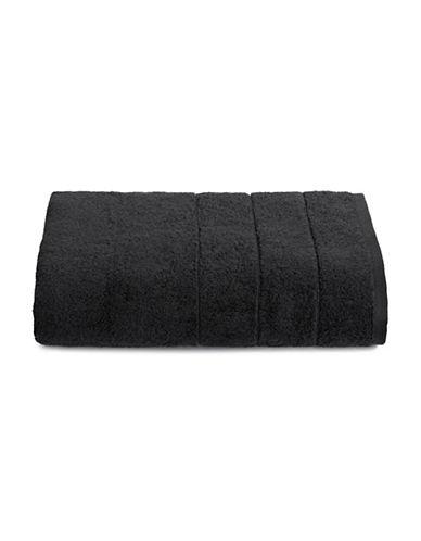 Distinctly Home Turkish Cotton Bath Towel-BLACK-Bath Towel