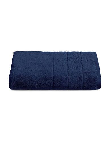 Distinctly Home Turkish Cotton Bath Towel-NAVY-Bath Towel