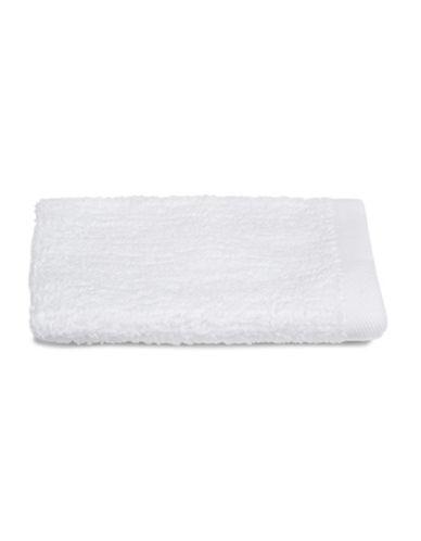 Essential Needs Quick Dry Washcloth-WHITE-Washcloth