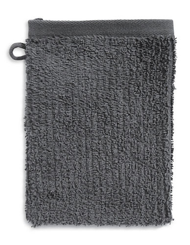 Essential Needs Washcloth Mitt-SMOKED PEARL-Finger Tip Towel