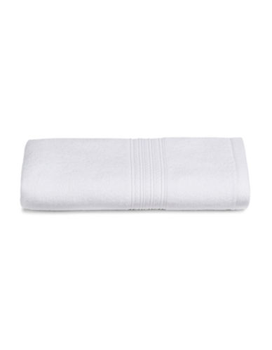 Home Studio Ribbed Cotton Hand Towel-WHITE-Hand Towel