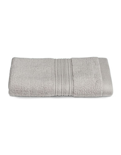 Home Studio Spectrum Cotton Wash Cloth-QUIET GREY-Washcloth