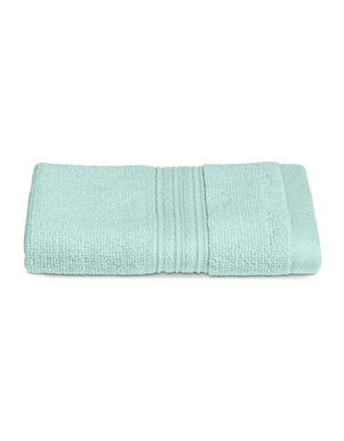 Home Studio Spectrum Cotton Wash Cloth-EGGSHELL BLUE-Washcloth