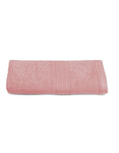 Home Studio Ribbed Cotton Hand Towel-BLUSH-Hand Towel