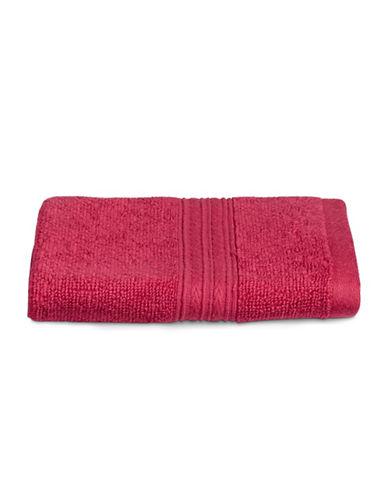 Home Studio Spectrum Cotton Wash Cloth-MAGENTA-Washcloth