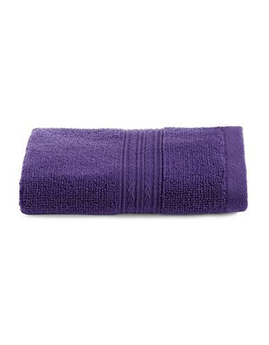 Home Studio Spectrum Cotton Wash Cloth-MULBERRY-Washcloth