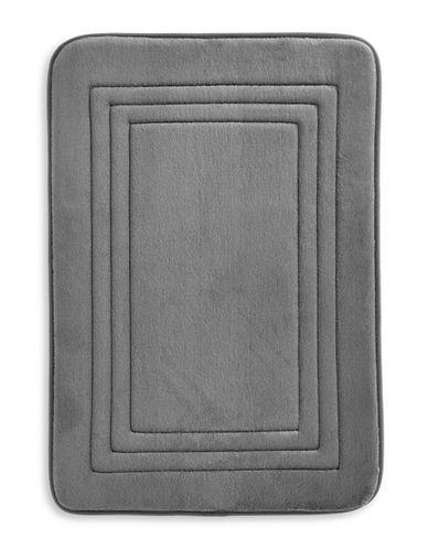 Dh Memory Foam Bath Mat-SMOKED PEARL-17x24