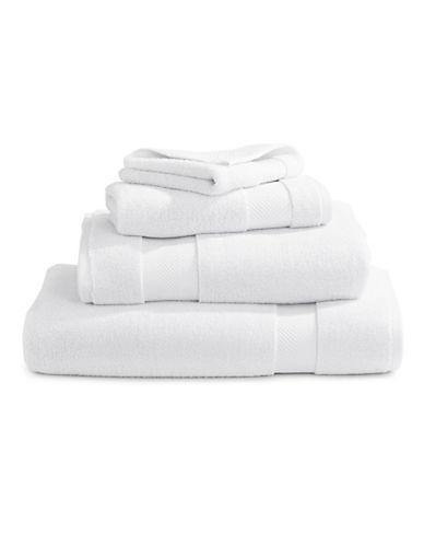 Glucksteinhome Hydraspa Bamboo Cotton Combo Bath Towel-WHITE-Bath Towel