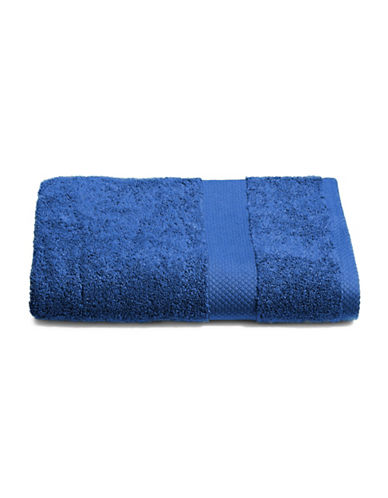 Dh Textured Bath Towel-COBALT-Bath Towel