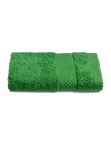Dh Plush Textured Washcloth-IRISH GREEN-Washcloth
