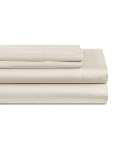Home Studio Four-Piece 550 Thread Count Sheet Set-EGRET-King