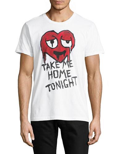 Dom Rebel Take Me Home T-Shirt-WHITE-X-Large 89268887_WHITE_X-Large