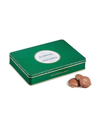 Hudson'S Bay Company Almond Caramel Clusters Tin-NO COLOUR-One Size