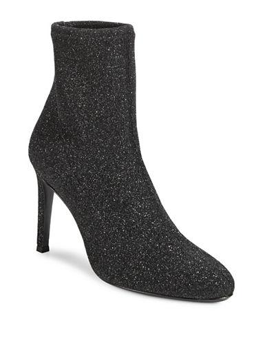 Giuseppe Zanotti Bimba Stiletto Booties-BLACK-EUR 40/US 10