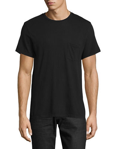 Save Khaki Pullover Shirt-BLACK-Medium