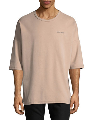 Stampd 1993 State Tee-BEIGE-Large