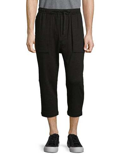 Stampd Duran Pants-BLACK-Large