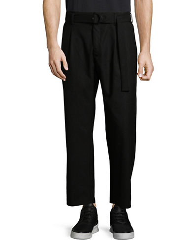 Stampd Berlin Trousers-BLACK-Large