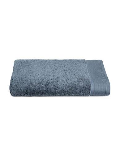 Glucksteinhome Premium Microcotton Bath Towel-MEDIUM BLUE-Bath Towel