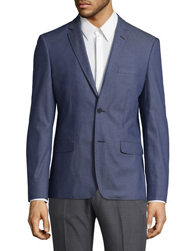 Haight And Ashbury Star Blazer-BLUE-42 Regular
