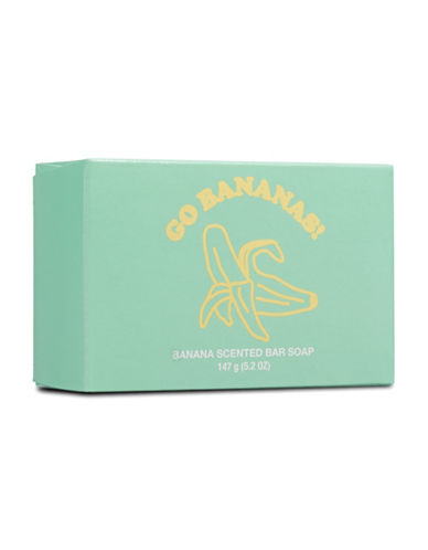 The Birdie Collection Go Bananas Scented Bar Soap-WHITE-One Size