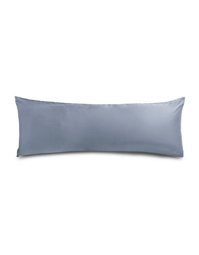Distinctly Home 400 Thread Count Cotton Body Pillow Case-DENIM-One Size
