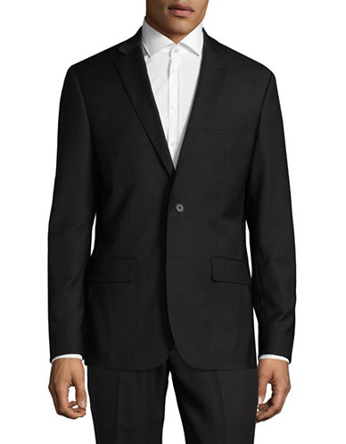 Haight And Ashbury Northwood Blazer-BLACK-38 Regular