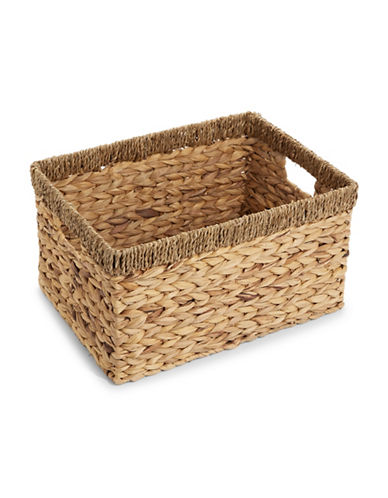 Distinctly Home Large Wicker Basket-NATURAL-One Size