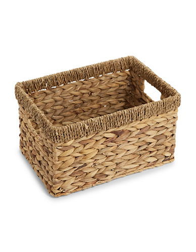 Distinctly Home Medium Wicker Basket-NATURAL-One Size