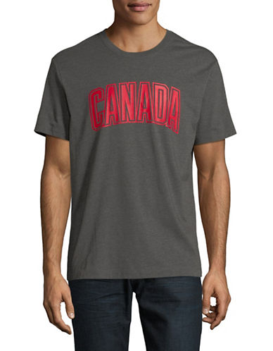 Canadian Olympic Team Collection Cotton Canada Tee-GREY-Medium 89600902_GREY_Medium