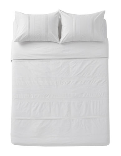 Distinctly Home Sienna Duvet Cover Set-WHITE-Queen