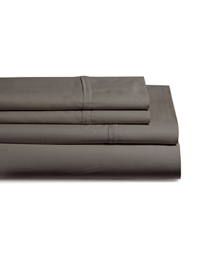 Glucksteinhome Coolest Comfort Sheet Set-DARK GREY-Queen