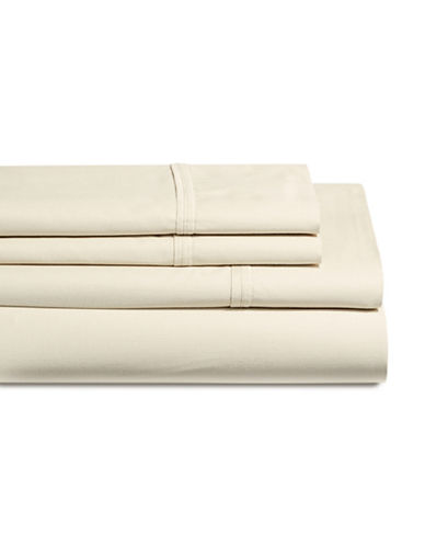 Glucksteinhome Coolest Comfort Sheet Set-TAUPE-Double