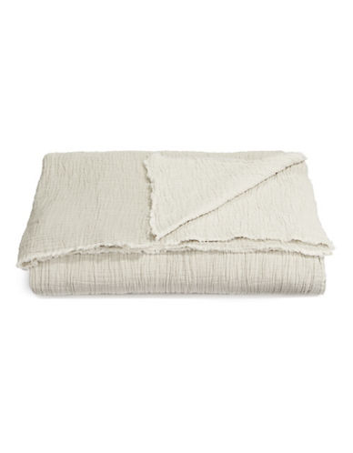 Distinctly Home Boutique Bella Coverlet-TAUPE-Queen