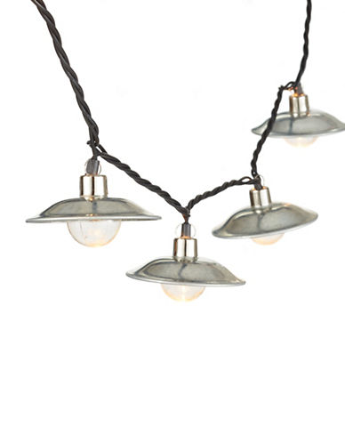 Glucksteinhome 132 Inch Firefly String Lights-BLACK-One Size