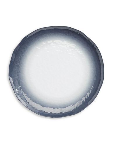 Glucksteinhome Patterned Dinner Plate-BLUE-One Size