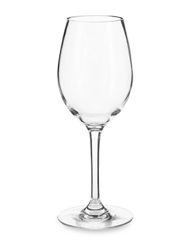 Glucksteinhome Tritan White Wine Glass-CLEAR-One Size