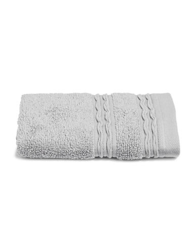 Distinctly Home Boutique Organic Cotton Towel-GREY-Washcloth