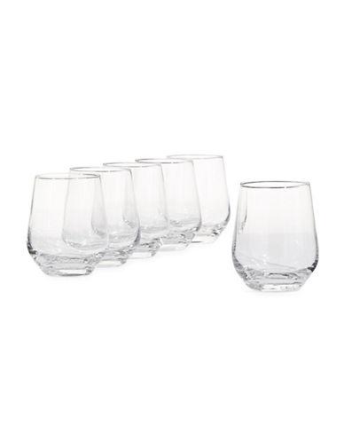 Distinctly Home Six-Piece Drinking Glass Set 89643483