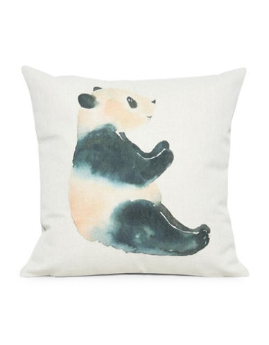 Nema Home Panda Throw Pillow-MULTI-18x18